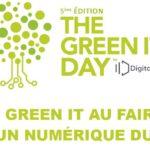 Image : The Green IT Day #5 – Du Green IT au Fair IT pour un numérique durable